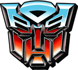 Transformers Autobot Logo Magnet