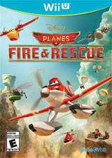 Disney Planes: Fire and Rescue