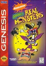 Aaahh! Real Monsters