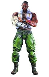 Final Fantasy Advent Children Play Arts Kai Barret Wallace Action Figure