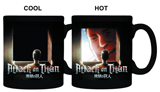 Attack on Titan Titan Window Heat Change Mug