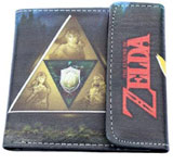 Legend of Zelda: Triforce Dark Green Wallet