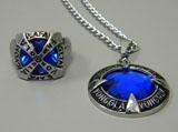 Katekyo Hitman Reborn! Necklace and Ring Set