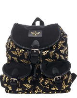 Legend of Zelda Gold Print Knapsack