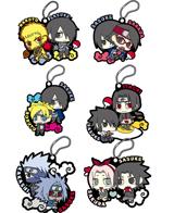 Naruto Shippuden Sasuke Rubber Mascot
