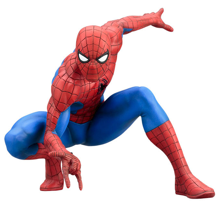 Marvel Comics Amazing Spider-Man 1/10 Scale Statue