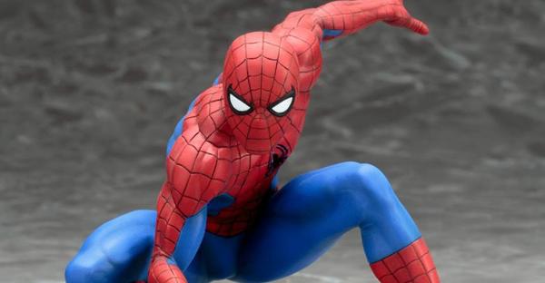 Marvel Comics Amazing Spider-Man ArtFx 4 Inch Statue