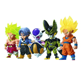 Dragon Ball Z Adverge V2 Bardock Figure