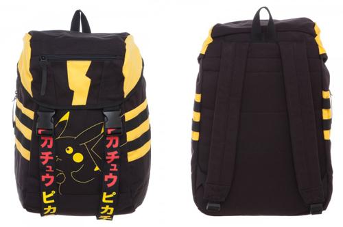 Pokemon Pikachu Knapsack