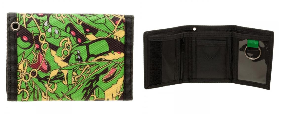 Pokemon Rayquaza Tri-Fold Wallet
