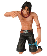 One Piece Dramatic Showcase Ace 4.7 Inch Figure