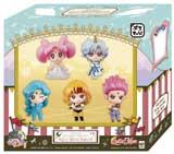 Sailor Moon Petit Chara Sailor Moon SuperS Figure Set