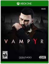 XB1 Vampyr Boxart