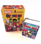 Marvel X Tokidoki Frenzies BMB Figure