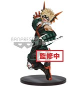 My Hero Academia Amazing Heroes V3 Katsuki Bakugo Figure