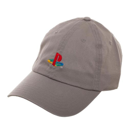 Sony Playstation Logo Adjustable Cap