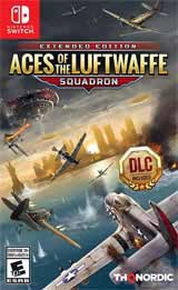 Aces of the Luftwaffe: Squadron Edition
