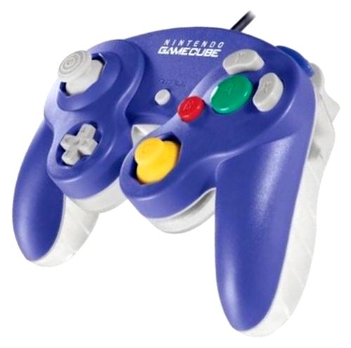 GameCube Controller Indigo / Clear by Nintendo