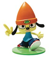Parappa the Rapper 5 Inch Vinyl Figure