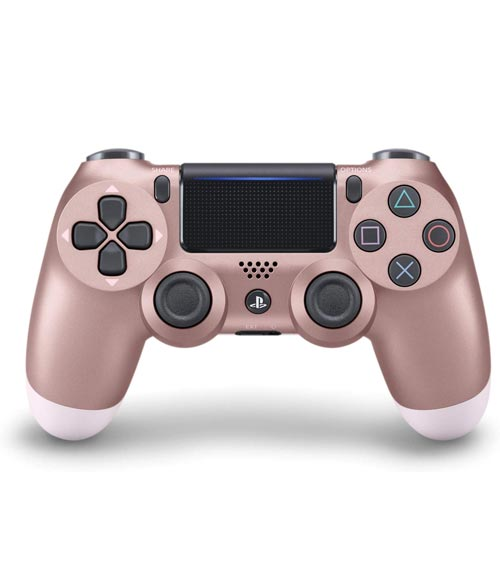PlayStation 4 DualShock 4 Wireless Controller Rose Gold Sony