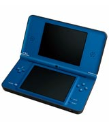 Nintendo DSi XL Midnight Blue Refurbished System - Grade A