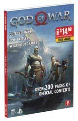 God of War Official Guide