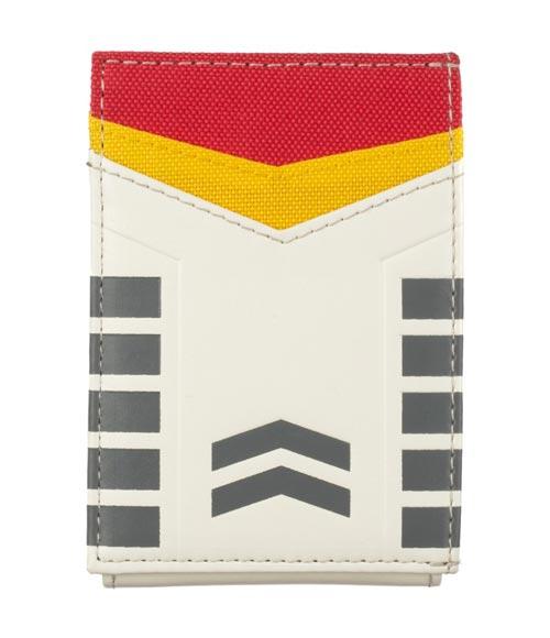 Mobile Suit Gundam RX-78 Money Clip Card Wallet