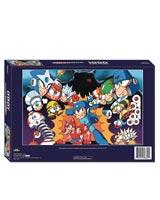 Mega Man 1000 Piece Jigsaw Puzzle