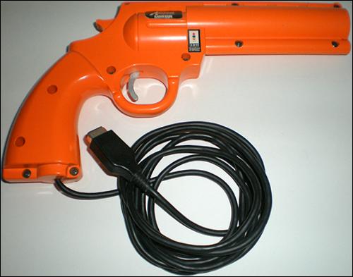 3DO Gun by American Laser Games
