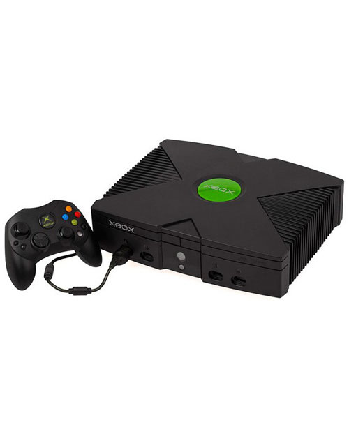 Microsoft Xbox Basic Package