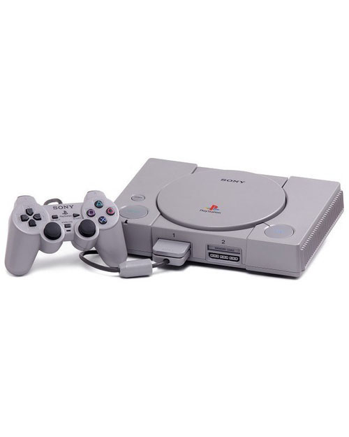 Sony Playstation with DualShock Controller
