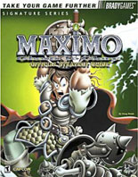 Maximo Official Strategy Guide