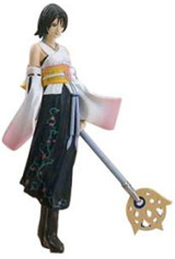 Final Fantasy Trading Arts Final Fantasy X Yuna Figure