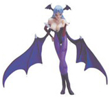 Vampire Savior Series 2 Morrigan Mini-Figure