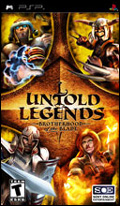 Untold Legends: Brothers of the Blade