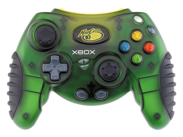 Xbox Controller by MadCatz