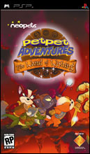 Neopets Petpet Adventure: The Wand of Wishing