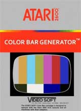 Color Bar Generator