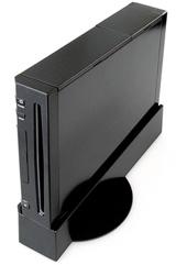 Nintendo Wii Case Mod (Matte Black)