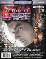 Tekken Tag Tournament Official Perfect Guide