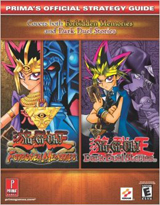 Yu Gi Oh Forbidden Memories/Dark Duel Stories Official Strategy Guide Book