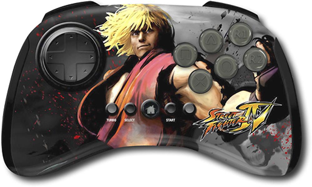 PS3 Street Fighter IV FightPad - Ken