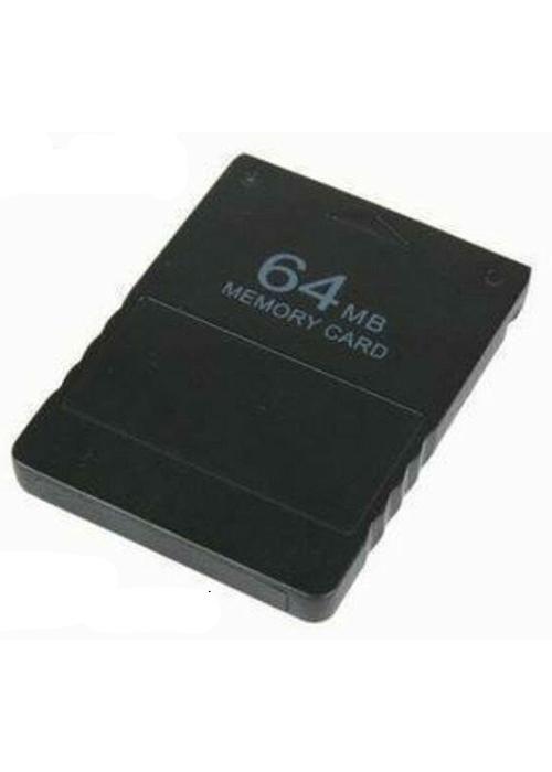 PS2 64MB Memory Card
