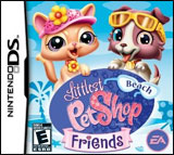 Littlest Pet Shop Friends: Beach