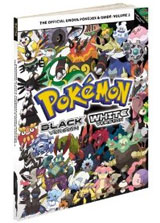Pokemon Black & White Official Strategy Guide Volume 2: Pokedex