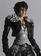 Dissidia Final Fantasy Play Arts Kai Squall Action Figure