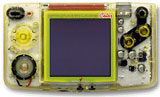 Neo Geo Pocket Color System Crystal Yellow