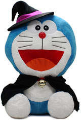 Doraemon Halloween Witch 16 Inch XL Plush