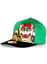 Nintendo Bowser Cap
