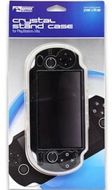PlayStation Vita Crystal Stand Case
